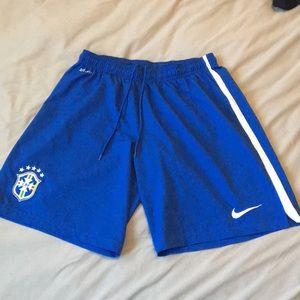 Men's, Nike Soccer Shorts, Size XL
